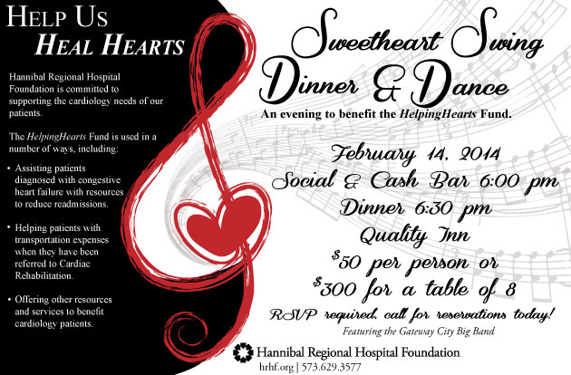 Sweetheart Swing Dinner and Dance – IV Newsletter ...