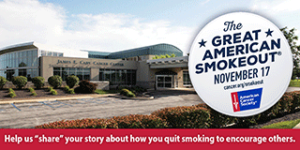 great-american-smokeout-iv