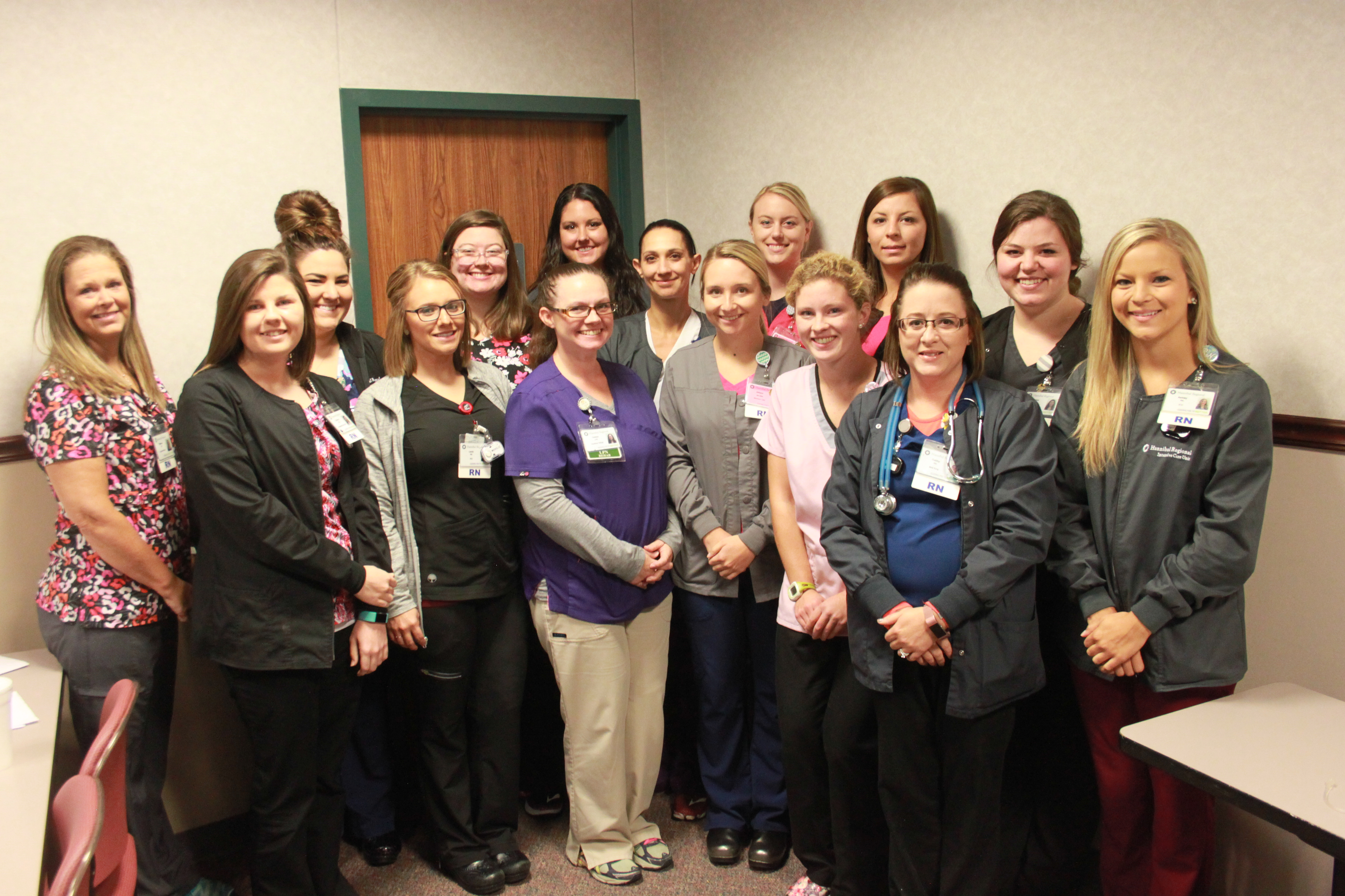 Nurse Residency Program Begins at Hannibal Regional | IV